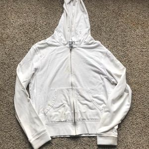 Champion zip up hoodie